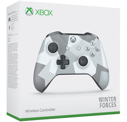 Control Inalambrico Xbox One S Winter Forces 1 U