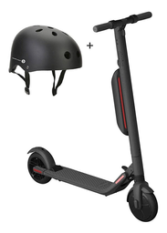 Kit Ninebot By Segway Con Scooter Es4 + Casco 2 U