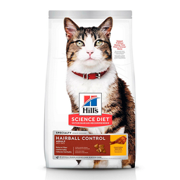 Hills Science Diet Hairball Control 3.5Lb