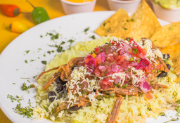 Burrito Pelado