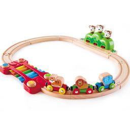 Circuito de Tren musical monos