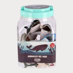 Set Animales Plastico L 1 U