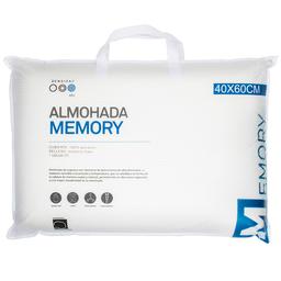Almohada Memory 40X60 1 U