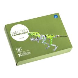 Mecano Metalico Dinosaurio 1 U