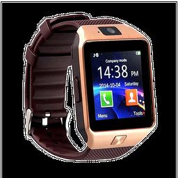Smartwatch Homologado MyM W201 Hero Dorado