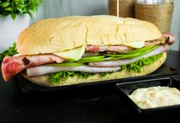 Sándwich Boulevar