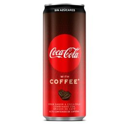 Coca-Cola Con Cafe 250 ml