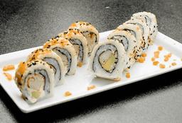 Calamar Crunch Roll