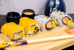 Combo Sushi 12 Bocados