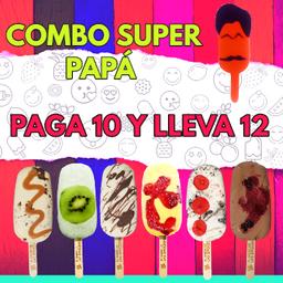 Combo Super Papá 10x12