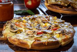 Waffizza Vegetariano