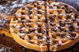 Waffle Nutella
