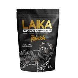 Galletas de fibra y control bola de pelos Laika by Rausch