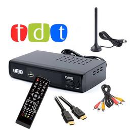 Decodificador Jacanas Sintonizador Para TV HDMI 1 U