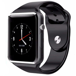 Reloj Inteligente W101 Sim Card Negro 1 U