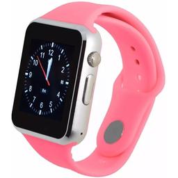 Reloj Inteligente W101 Sim Card Rosa 1 U