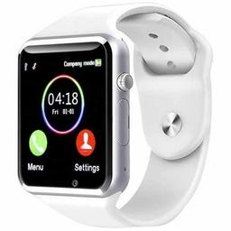 Reloj Inteligente W101 Sim Card Blanco 1 U