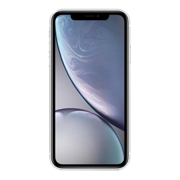 Iphone xr 256 white