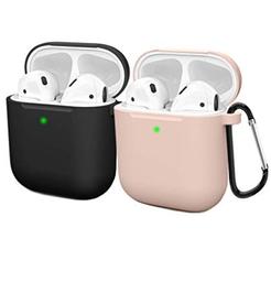 Protector Apple en Goma Gruesa Antigolpe Airpod Serie 1 y 2 1 U