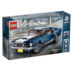 Creator Expert Lego Ford Mustang 16+ 1471 U