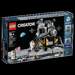 Creator Expert Lego Alunizaje Del Apollo 11 16+ 1087 U
