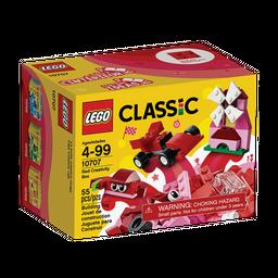 Caja Creativa Lego Roja Construction Granel 4 - 99 55 U