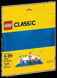 Classic Lego Base de Construcción Azul 4 - 99 1 U