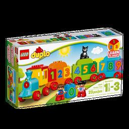 Duplo Lego Tren de Los Números 1½ - 4 23 U
