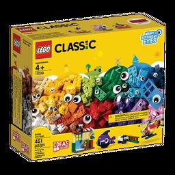 Classic Lego Ladrillos Y Ojos 4+ 451 U