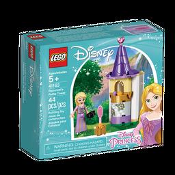 Princesas Lego la Pequeña Torre de Rapunzel Disney 5+ 44 U