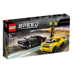 Speed Champions Lego Charger 7+ 478 U