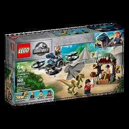 Jurassic World Lego Huida Del Dilophosaurio 6+ 168 U