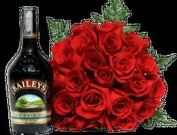 Bouquet de Rosas Regalo de Flores