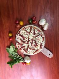 Pizza Veleña Mediana