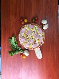 Pizza Hawaiana Extra-Grande