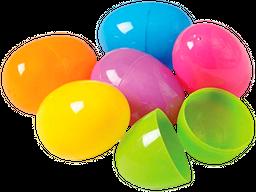Huevos de pascua vacios