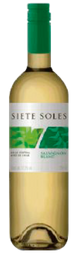 Vino Siete Soles Sauvignon Blanc Reserva 750 Ml