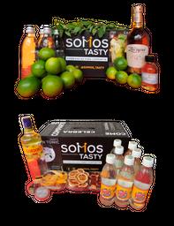 Gordon´S Gin Tonic Canada Dry + Zacapa Mojito