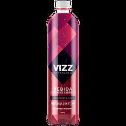 Vizz Sparkling Water-Acai Cereza 600 Ml