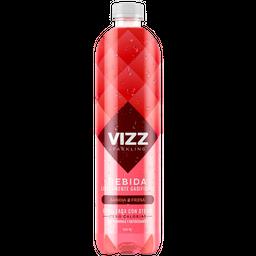 Vizz Sparkling Water-Sandia Fresa 600 Ml