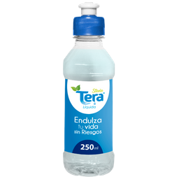 Tera Cero-Endulzante Natural A Base De Stevia 250 Ml
