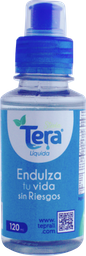 Tera Cero-Endulzante Natural A Base De Stevia 120 Ml