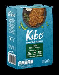 Proteina Vegetal de Soya Kibo Pl 200G
