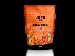 Pica Pica-Mezcla De Mani-Chili-Jengibre Y Cúrcuma 200 G