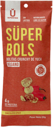 Super Bols-Cheesless Spicy 20 G