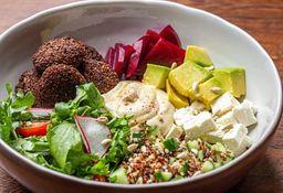 Veggie Bowl Con Falafel