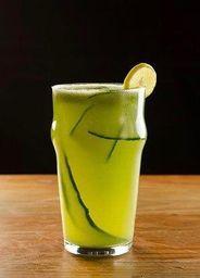 Limonada de Pepino y Jengibre