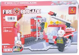 Juego De Bloques Brigade 133 Piezas