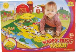 Tapete Play Musical Farm Caja