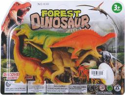 Dinosaurios Medianos Blister